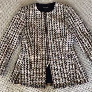 Lafayette 148  New York Landon tweed jacket